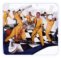 The Jive Aces.