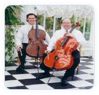 Two Cellos.