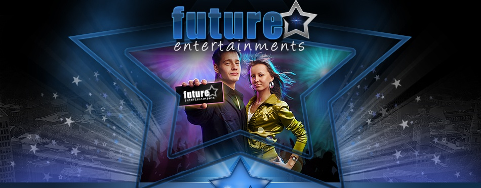 Future Entertainments - Professional & Reliable Entertainments Agency.