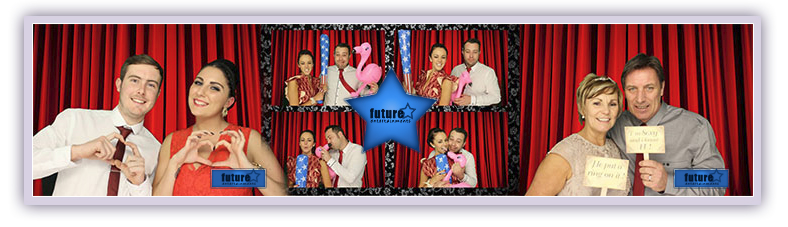 Photo Booth hire for weddings, parties, festivals, celebrations, charity & corporate events in Bristol and the South West.
